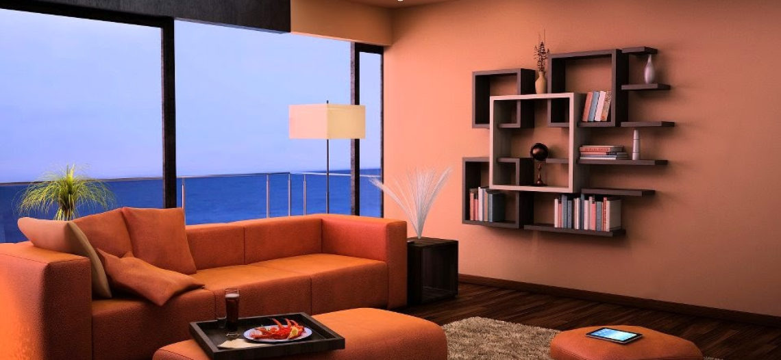 Sofa phòng khách đẹp sự sang chảnh cho chốn đi về