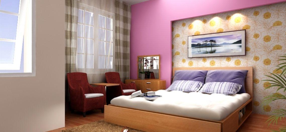 Tham khảo một số Thiết kế nội thất phòng ngủ đẹp