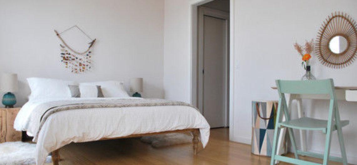 Trang trí phòng ngủ độc đáo theo phong cách Bắc Âu