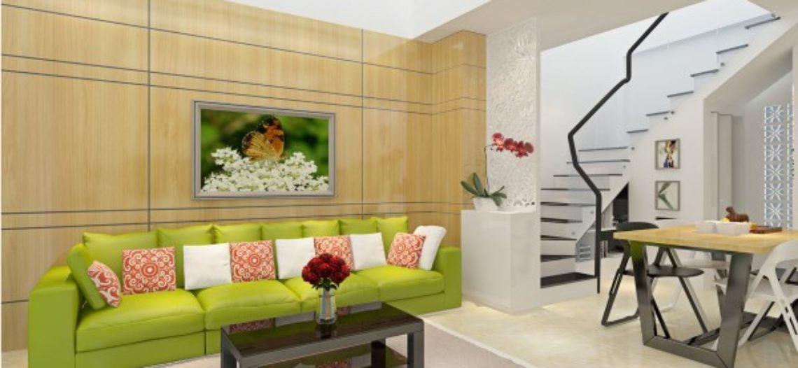 Ưu điểm khi chọn mua sofa nỉ phòng khách