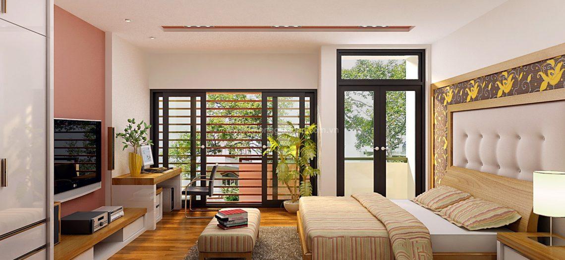 Những mẫu thiết kế nội thất phòng ngủ Master đẹp và phong cách
