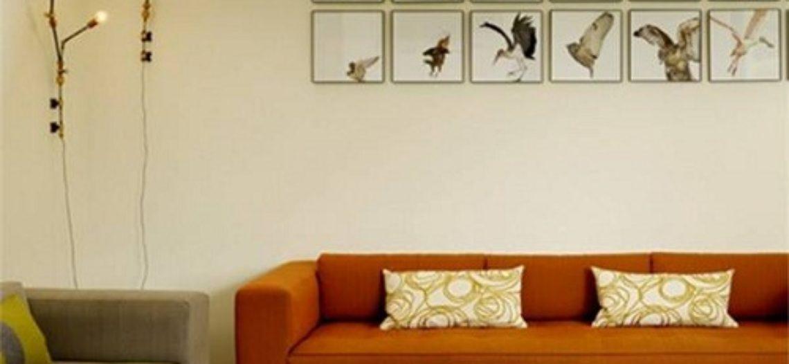 Bàn trà sofa hình tròn- phong cách mới cho phòng khách