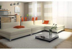 Cách kết hợp màu sắc bàn trà-sofa cực chất
