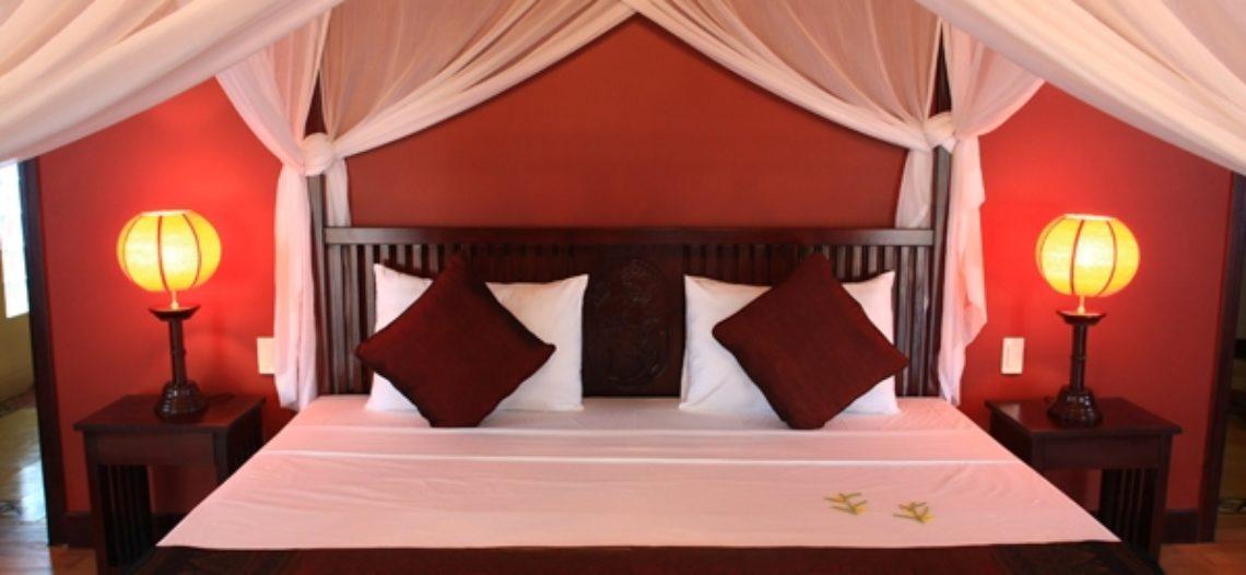 Các mẫu giường đẹp cho vợ chồng trẻ