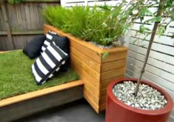 Giường ngủ đẹp lấy ý tưởng từ sân cỏ cực sáng tạo