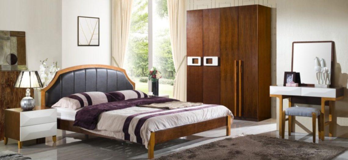 Giường ngủ gỗ tự nhiên- Bạn đã biết ưu và nhược điểm của chúng chưa?