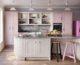 Ngất ngây với bộ sưu tập thiết kế nội thất phòng bếp màu hồng