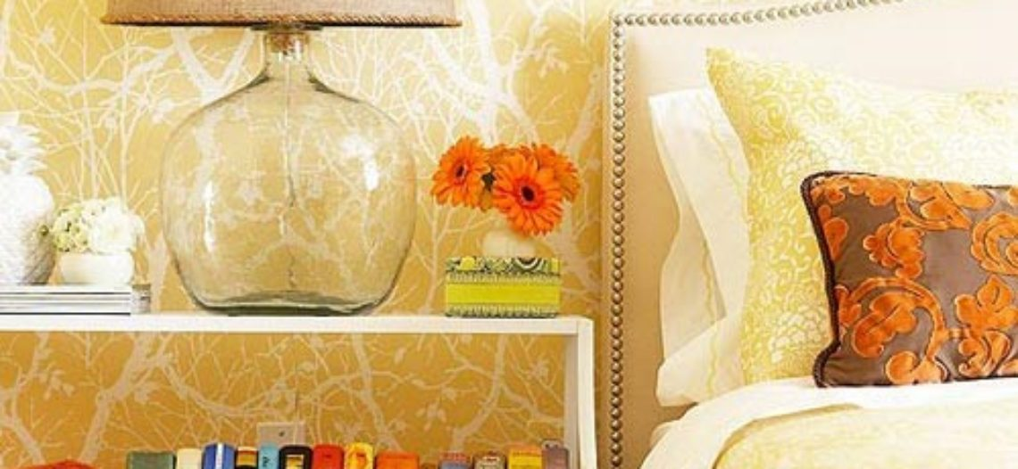Mẹo hay trang trí nội thất phòng ngủ đẹp và tiện nghi