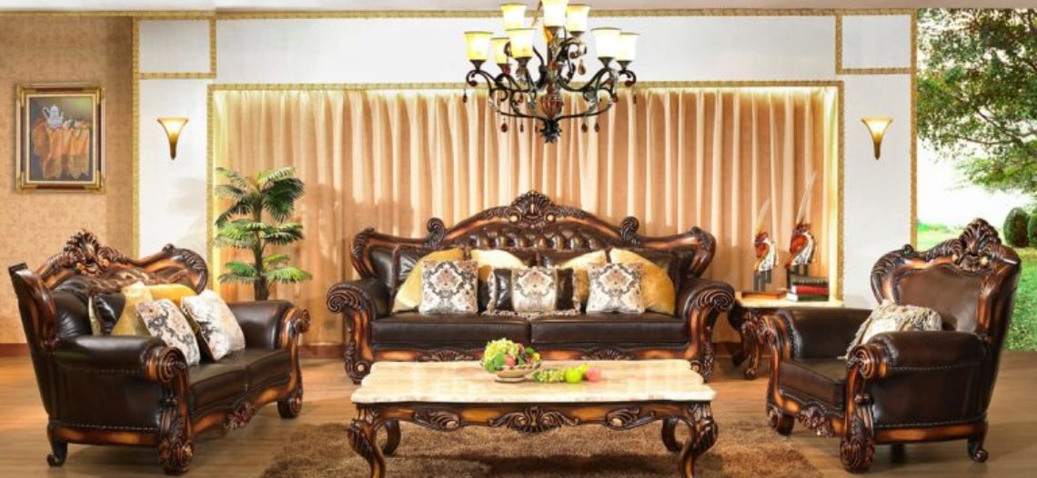 Kinh nghiệm chọn mua sofa cổ điển