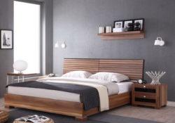 Các mẫu giường ngủ giá rẻ sang trọng và hiện đại cho phòng ngủ gia đình