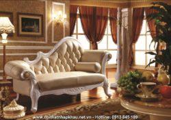 Các mẫu sofa giường sang trọng, hiện đại trong không gian phòng khách