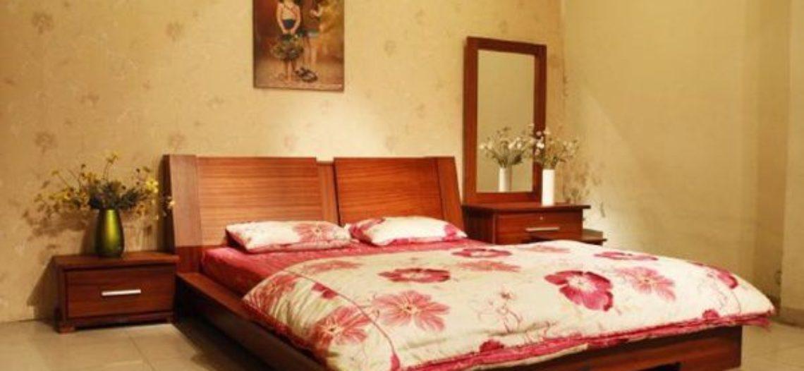 Giường ngủ gỗ tự nhiên đồng hành cùng giấc ngủ của bạn