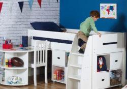 Giường tầng gỗ tự nhiên mang lại cho trẻ lợi ích gì?
