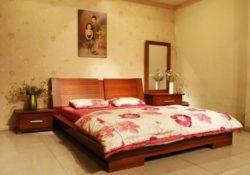Gợi ý cách mua giường gỗ đẹp hút hồn