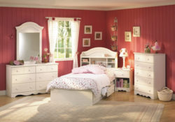5 mẫu nội thất phòng ngủ đẹp ngọt ngào cho bé gái