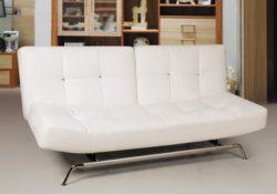 Sofa giường màu trắng – sang trọng và tinh tế
