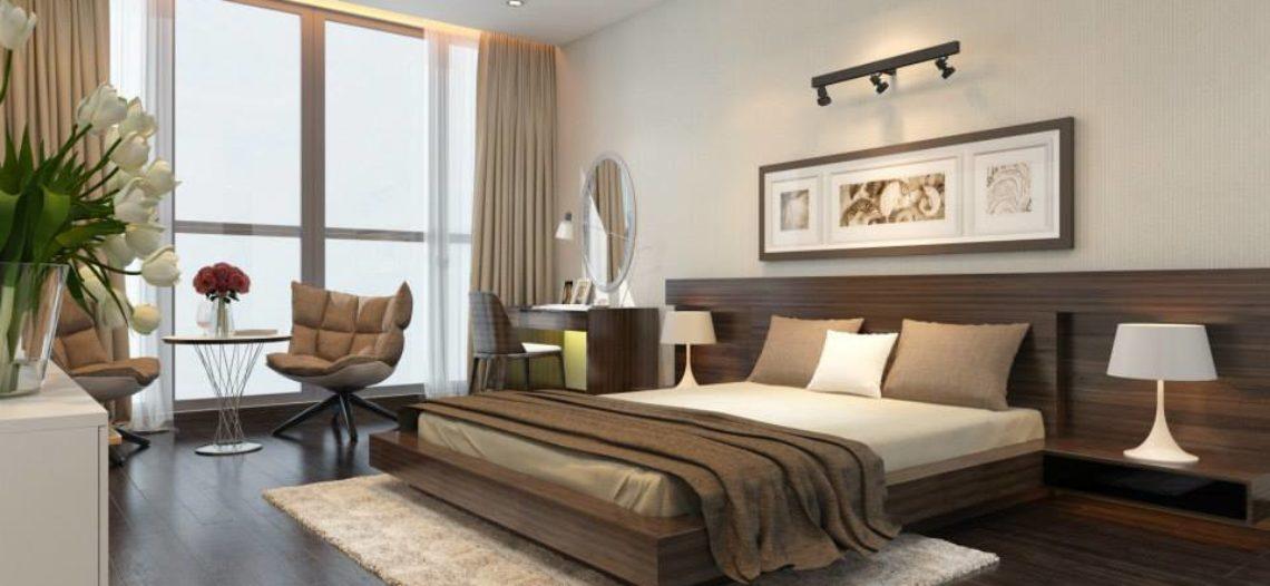 Tư vấn thiết kế nội thất phòng ngủ đẹp hiện đại