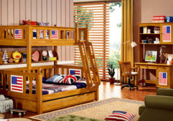 Ưu và nhược điểm khi mua giường tầng gỗ
