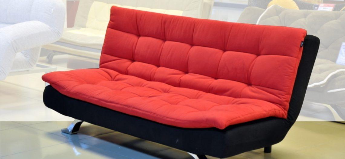 Ngôi nhà thêm phần tiện nghi với sofa giường
