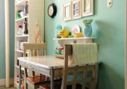 Cách chọn bàn ăn thông minh cho nhà nhỏ