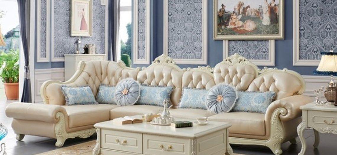 Bàn ghế cổ điển châu âu dành cho hộ  gia đình ưa sự sang trọng