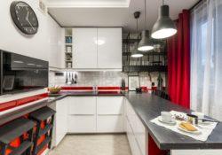 Đừng tưởng 10m2 mà phòng bếp không đẹp?