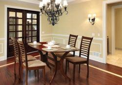 Những mẫu bàn ăn đẹp bằng gỗ khiến bạn không thể rời mắt