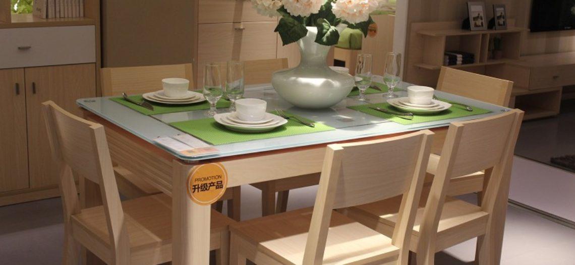 Tổng hợp mẫu bàn ăn đẹp hiện đại