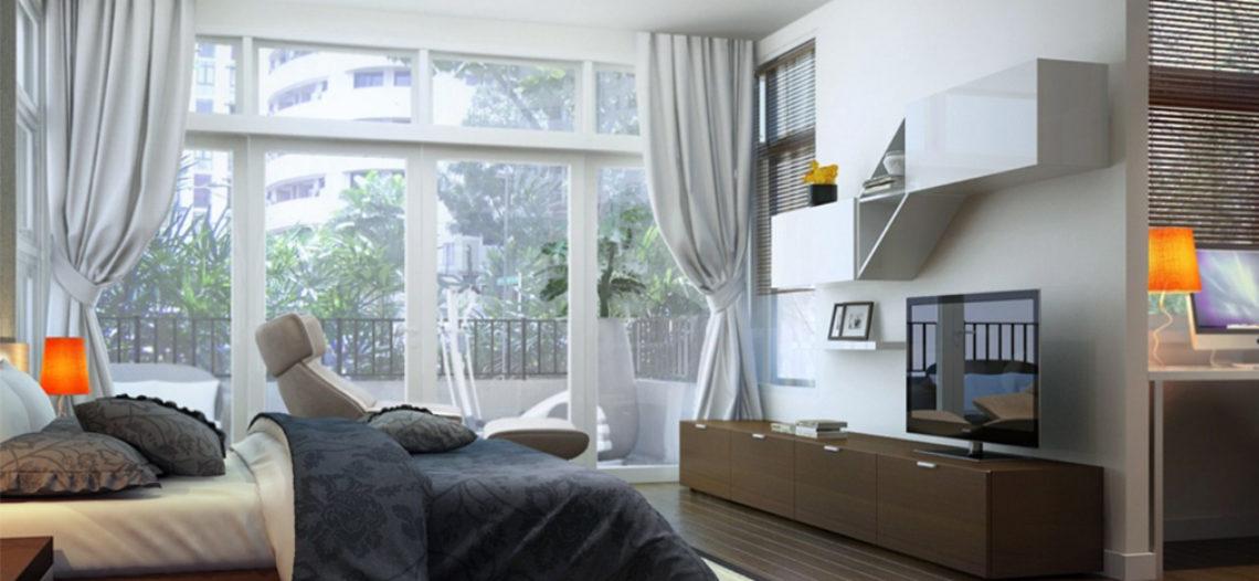 Tư vấn thiết kế căn hộ 65m² tiện nghi cho chàng trai 30 tuổi độc thân
