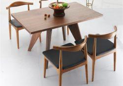 5 mẫu bàn ghế nhập khẩu linh hồn của phòng bếp