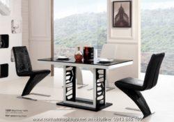 Bàn ghế phong cách hiện đại – lựa chọn mới của giới trẻ năng động