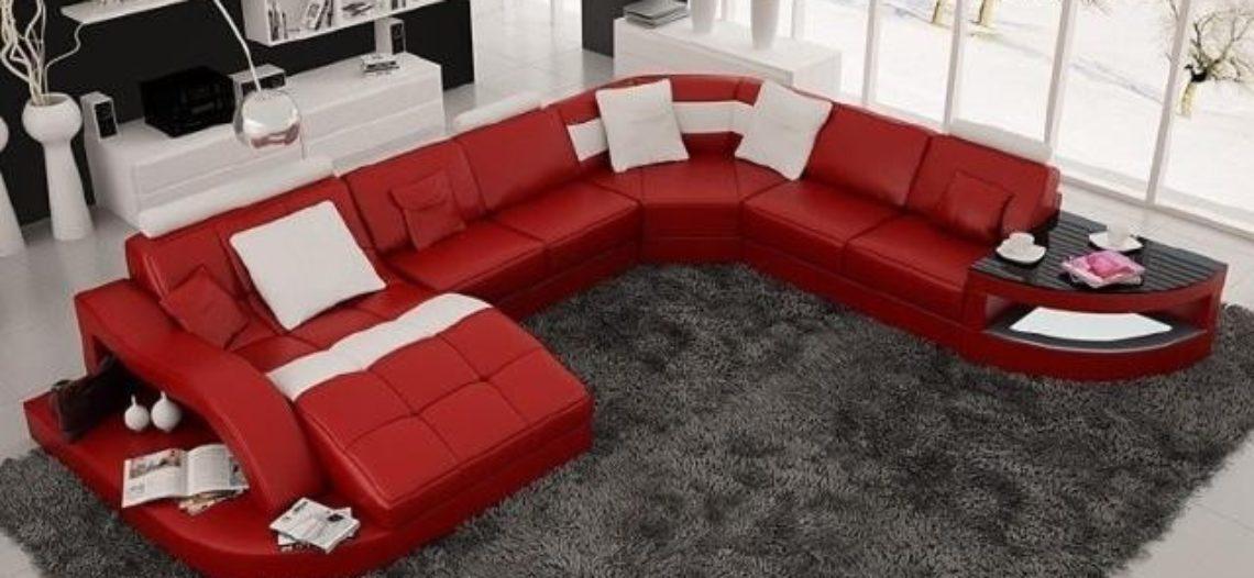 Bàn ghế sofa nhập khẩu tâm điểm không gian phòng khách