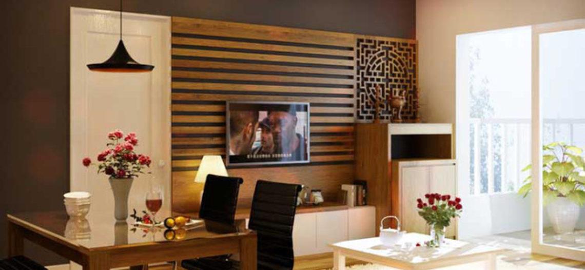 Cách bày trí bộ bàn ăn gỗ hiện đại theo phong thủy nhà ở
