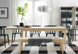 Hướng dẫn chọn mua bàn ghế ăn nhập khẩu cho gia đình P2