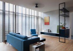 Mách nhỏ bạn phong  thủy khi chọn mua ghế sofa màu xanh dương