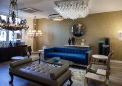 5 cách kết hợp sofa màu xanh dương độc đáo cho phòng thêm xinh