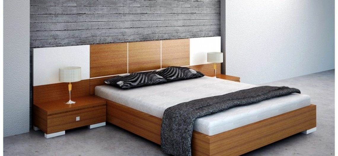 Xu hướng thiết kế giường ngủ hiện đại, nổi bật nhất  2017