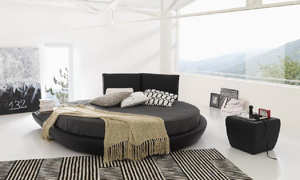 Xu hướng thiết kế giường ngủ hiện đại, nổi bật nhất 2017-5