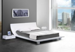 Giường ngủ Hàn Quốc đẹp lãng mạng và hiện đại