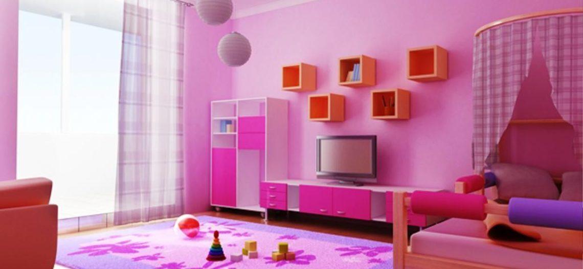 Gợi ý một số vật liệu trải sàn nhà cho bé