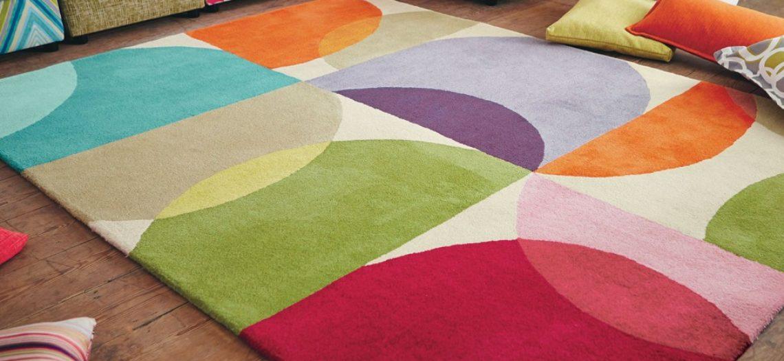 Mẹo hay chọn thảm trải sàn cho không gian nhà bạn