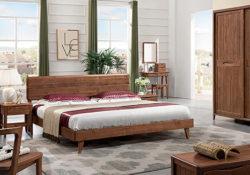 Những mẫu giường gỗ tự nhiên đẹp hoàn hảo