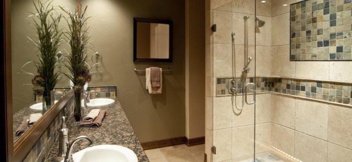 Xu hướng trang trí phòng tắm 2017 bằng đá tự nhiên