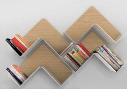 24 hệ thống kệ treo tường kiểu Uberstylish (phần 1)