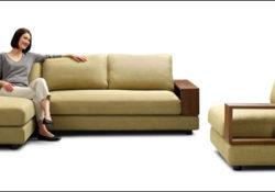 Giường ghế sofa thích hợp cho nhà có không gian hẹp