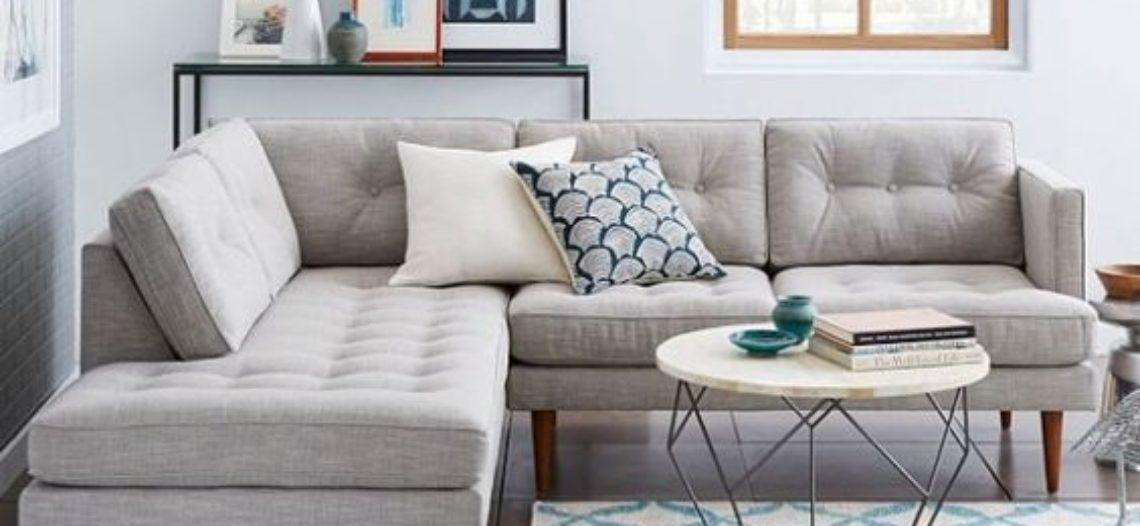 4 mẫu ghế sô pha giường cho ngày đông thêm ấm áp