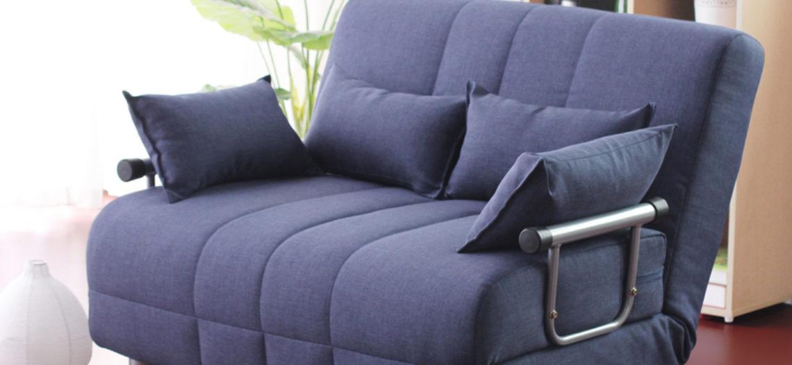 Ghế sofa giường nằm tiện dụng cho cuộc sông đơn giản
