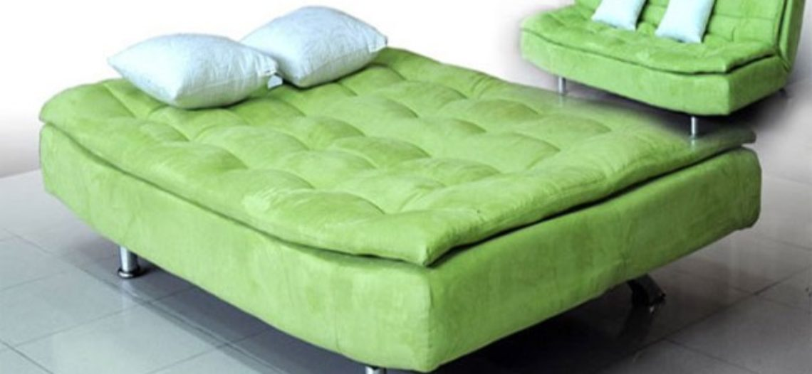 5 mẫu sofa giường giá rẻ cho các cặp vợ chồng mới cưới