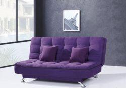 Mẫu ghế sofa gấp thành giường cho phòng khách hiện đại
