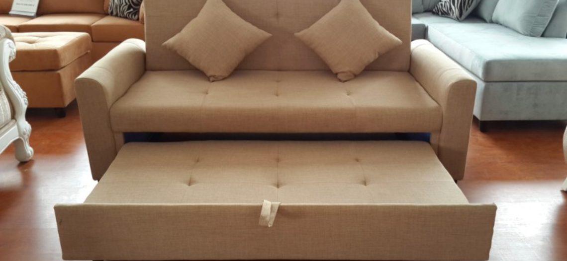Điểm nhấn cho phòng khách sang trọng với ghế sofa giường tphcm